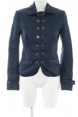 Refrigiwear Blusenjacke blau Casual-Look