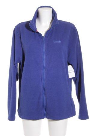 Regatta Fleecejacke blau sportlicher Stil