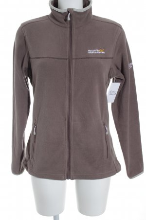 Regatta Fleece Jackets grey brown casual look