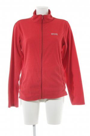 Regatta Fleecejacke rot Casual-Look
