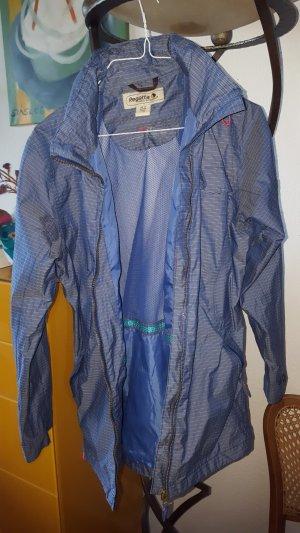 Regatta Imperméable bleu acier-blanc polyamide