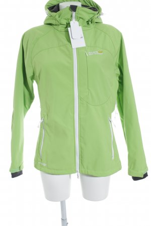 Regatta Outdoorjacke neongrün Casual-Look