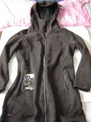 Regatta Manteau polaire noir-gris anthracite