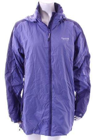 Regatta Regenjacke helllila-dunkelviolett sportlicher Stil