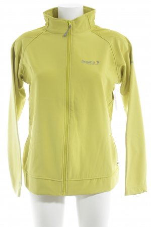 Regatta Softshell Jacket lime yellow athletic style