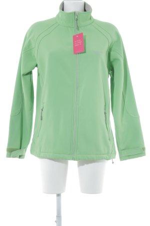 Regatta Softshelljacke wiesengrün sportlicher Stil