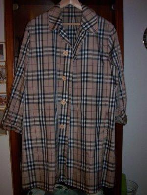 0039 Italy Manteau de pluie chameau-noir polyester