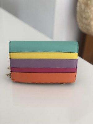 Regenbogentasche Umhängetasche