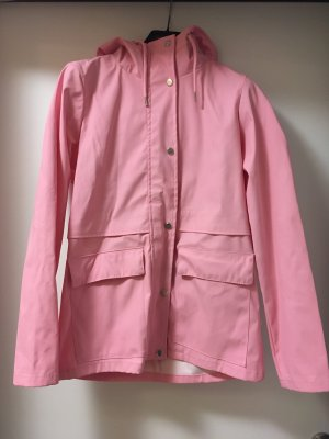 Only Raincoat pink