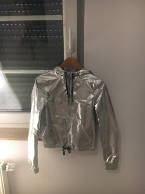 H&M Outdoor Jacket silver-colored