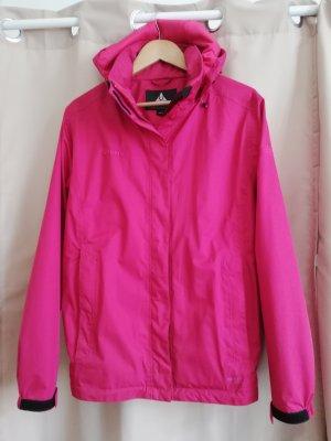 Vaude Chubasquero rosa
