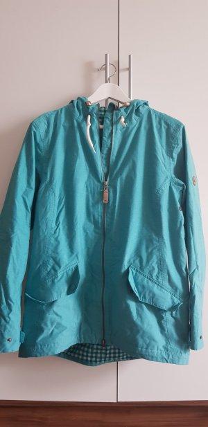 Rodeo Raincoat baby blue-turquoise