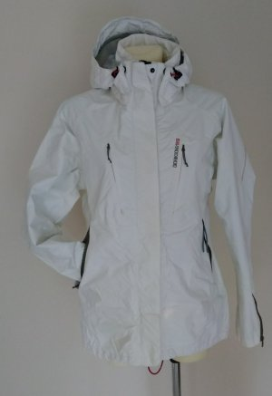Didriksons Raincoat natural white-white