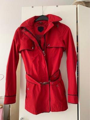 Wellensteyn Raincoat red