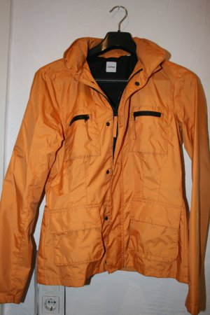 Alberto Aspesi Impermeabile arancione chiaro