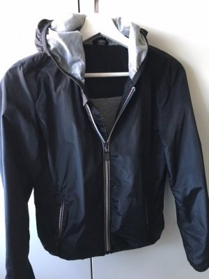 100 Raincoat dark blue