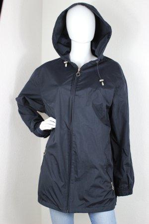 Joy Heavy Raincoat black-dark blue