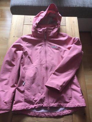 Jack Wolfskin Outdoor Jacket pink
