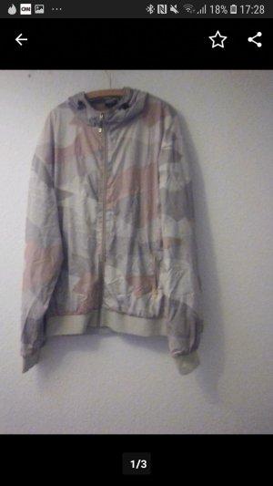 Raincoat cream-beige
