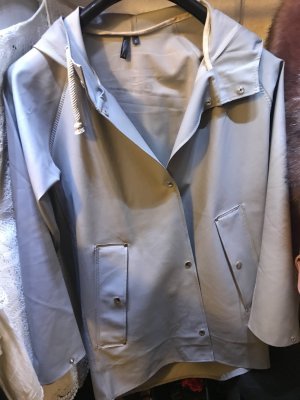 Raincoat grey-light grey