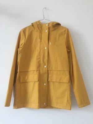 Regenjas geel-donkergeel Polyurethaan
