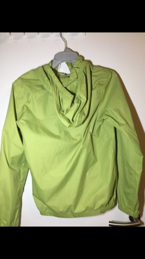 Raincoat lime-green-meadow green