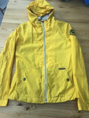 Schmuddelwedda Regenjas geel