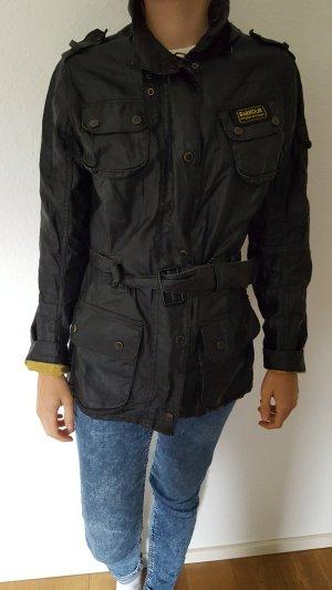 Regenjacke schwarz Barbour