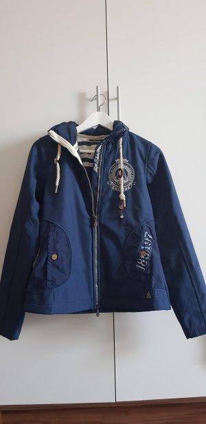 Gaastra Raincoat blue-steel blue