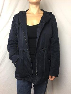 H&M Raincoat dark blue