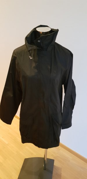 Airfield Raincoat black