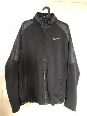 Nike Chubasquero negro