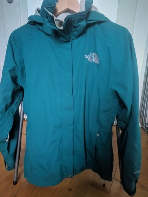 The North Face Chaqueta para exteriores turquesa Nailon