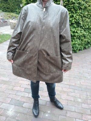 Basler Chubasquero marrón-blanco puro