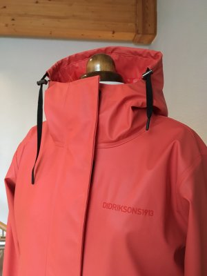 Didriksons Heavy Raincoat orange