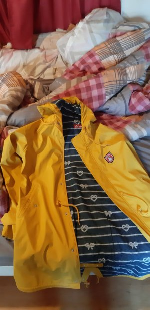 Derbe Heavy Raincoat yellow