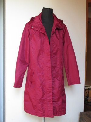 Blue Motion Heavy Raincoat raspberry-red polyester