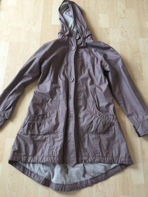 Avoca Manteau de pluie mauve-gris lilas
