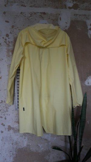 Regenmantel von Rains gelb
