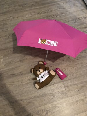 Love Moschino Umbrella pink