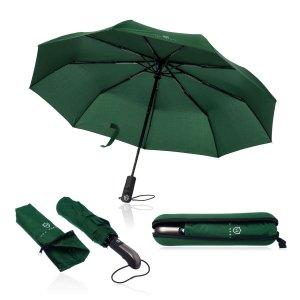 Ombrello pieghevole verde bosco-verde prato