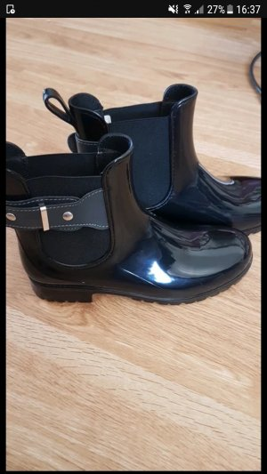Deichmann Low boot noir