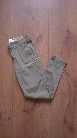 Regular Fit Chino Hose khaki olivgrün 36 S