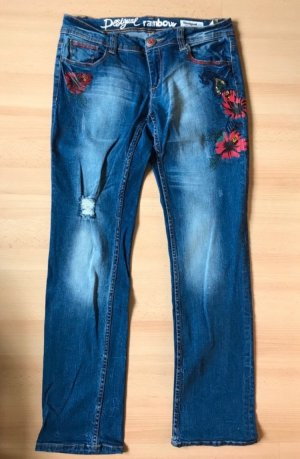 Regular Fit Jeans von Desigual