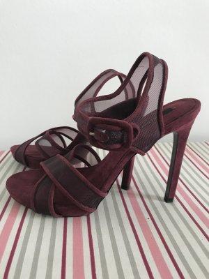 Reimchen-Sandalen von Zara Basic