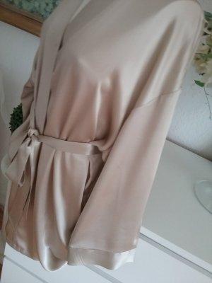 Victoria's Secret Negligee gold-colored-camel