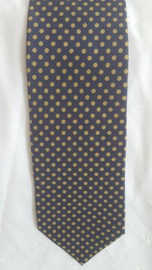 Corbata color bronce