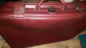 Reise Koffer rot.....