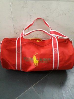 Ralph Lauren Travel Bag red