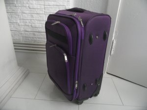 Reisekoffer Koffer Probeetle by Eminent Lilla 71 Ltr. 4 Rollen